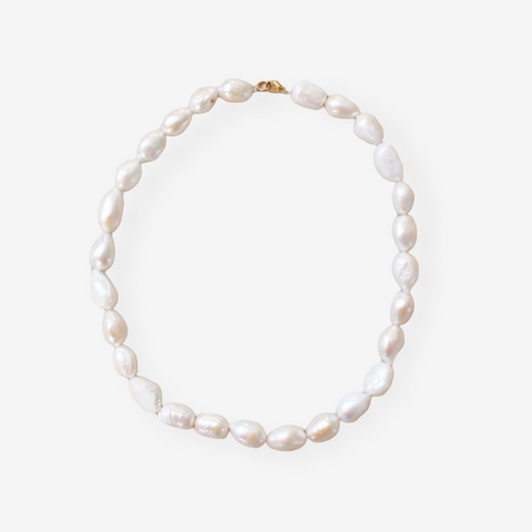 Aviva Pearl Necklace