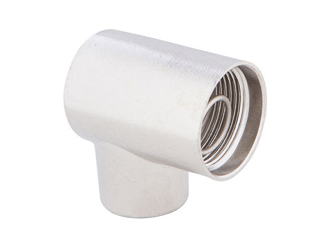 INL-90 - 90° Elbow Inlet replaces Standard Straight Inlet