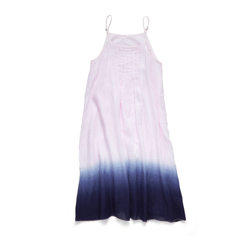Linen Dip Dye Maxi Dress - Surfside Supply Co.  - 1