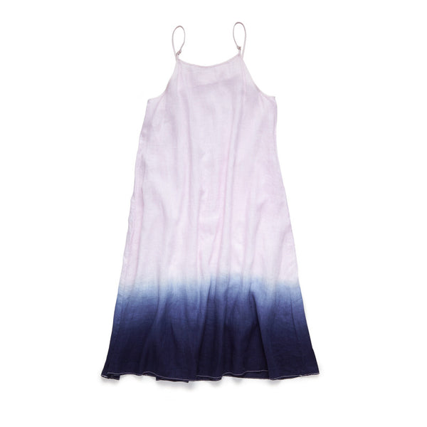 Linen Dip Dye Maxi Dress - Surfside Supply Co.  - 2