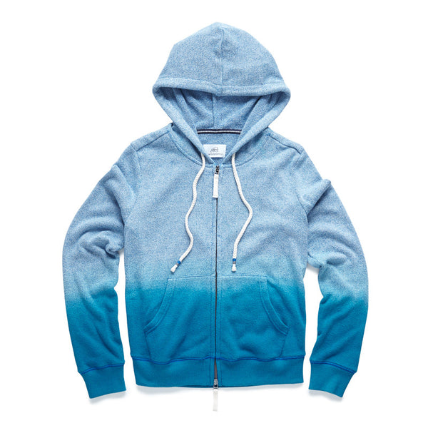 Dip Dye Towel Terry Hoodie - Surfside Supply Co.  - 1