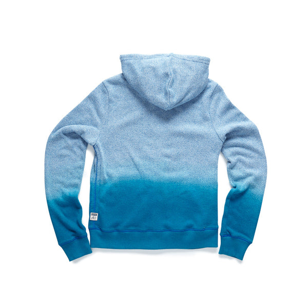 Dip Dye Towel Terry Hoodie - Surfside Supply Co.  - 2