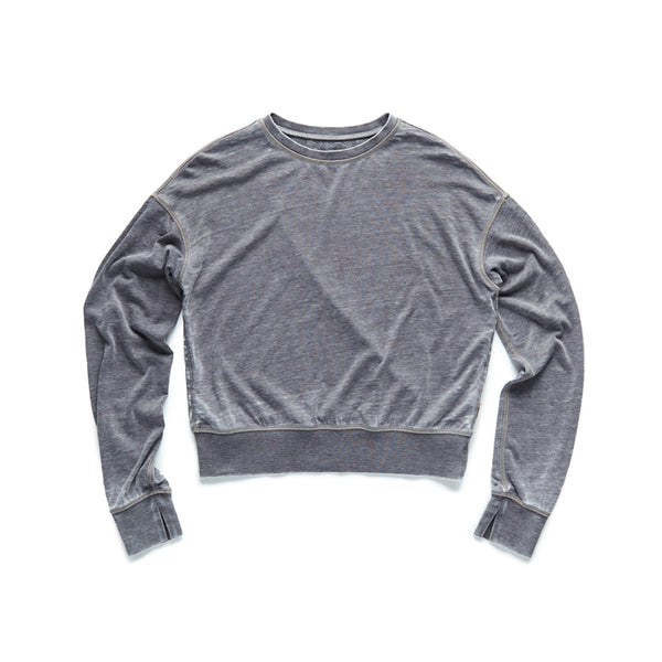 Burn-Out Jersey Sweatshirt - Surfside Supply Co.  - 1