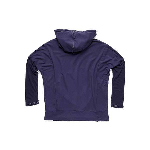 Longsleeve Drapey Fleece Pullover - Surfside Supply Co.  - 2