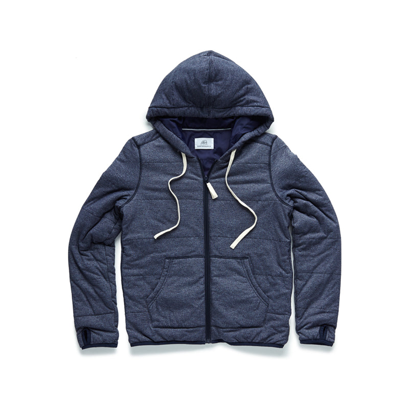 Quilted Plush Hoodie - Surfside Supply Co.  - 1