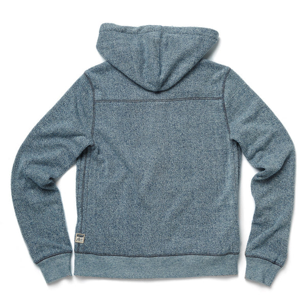 Towel Terry Full Zip Hoodie - Surfside Supply Co.  - 2