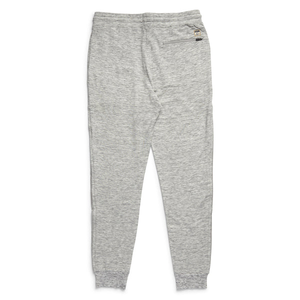 PANTS - Brushback Fleece Pant - Light Heather Grey