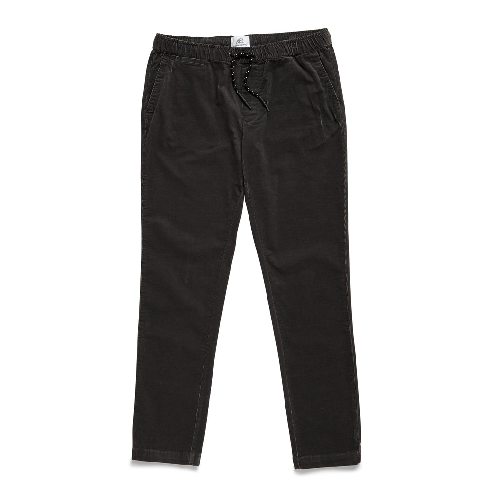 PANTS - Corduroy Pull-On Pant - Asphalt
