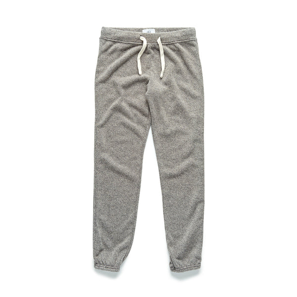 Towel Terry Jogger - Heather Grey - Surfside Supply Co.  - 1