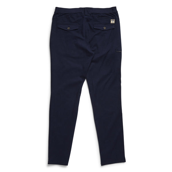 PANTS - Travel Comfort Woven Pant - Navy Blazer