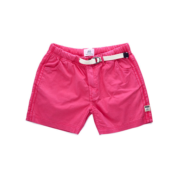 D-Ring Cotton Stretch Short - Surfside Supply Co.  - 1