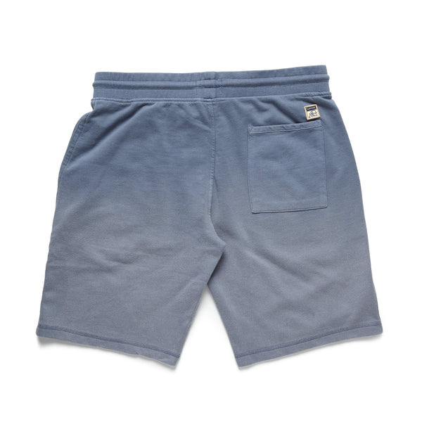 SHORTS - Garment Dyed Faded Short - Flint