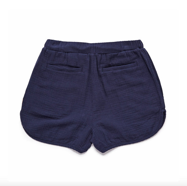 SHORTS - Gauze Salt Air Rope Cord Short