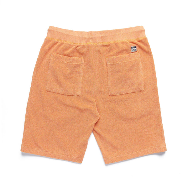 SHORTS - Saltwater Terry Short - Flame Orange