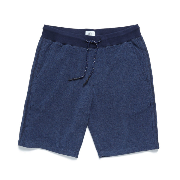 SHORTS - Saltwater Terry Short - Navy Blazer
