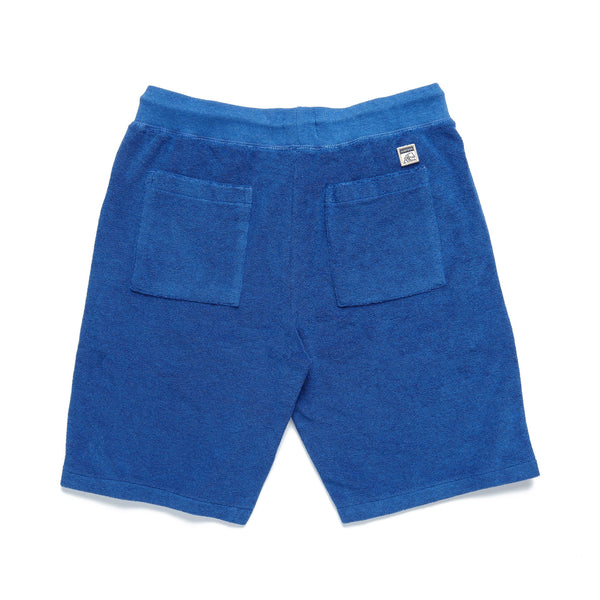 SHORTS - Saltwater Terry Short - Turkish Sea