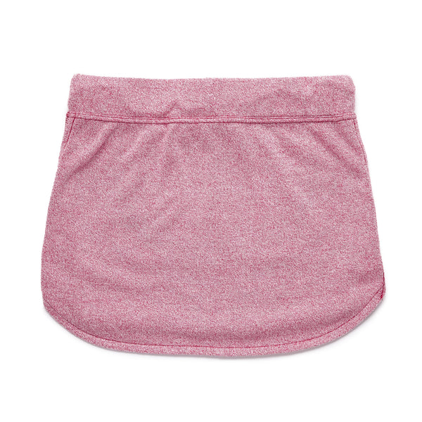 SHORTS - Towel Terry Kangaroo Skirt