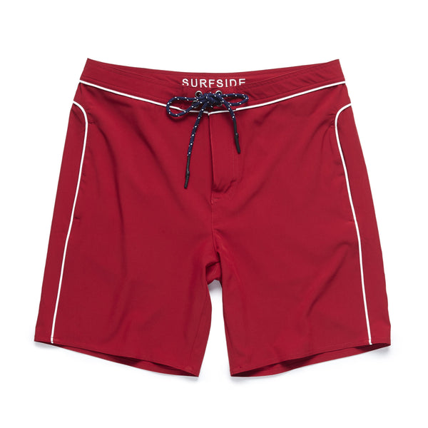SWIM - Core 4way Stretch Boardshort - Red