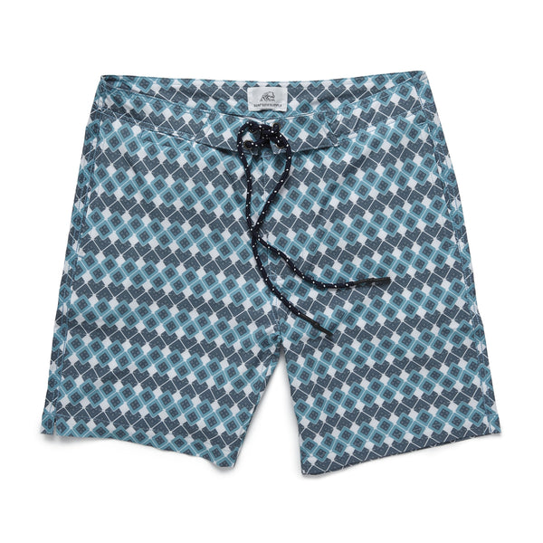 SWIM - Geo Boardshort - Navy