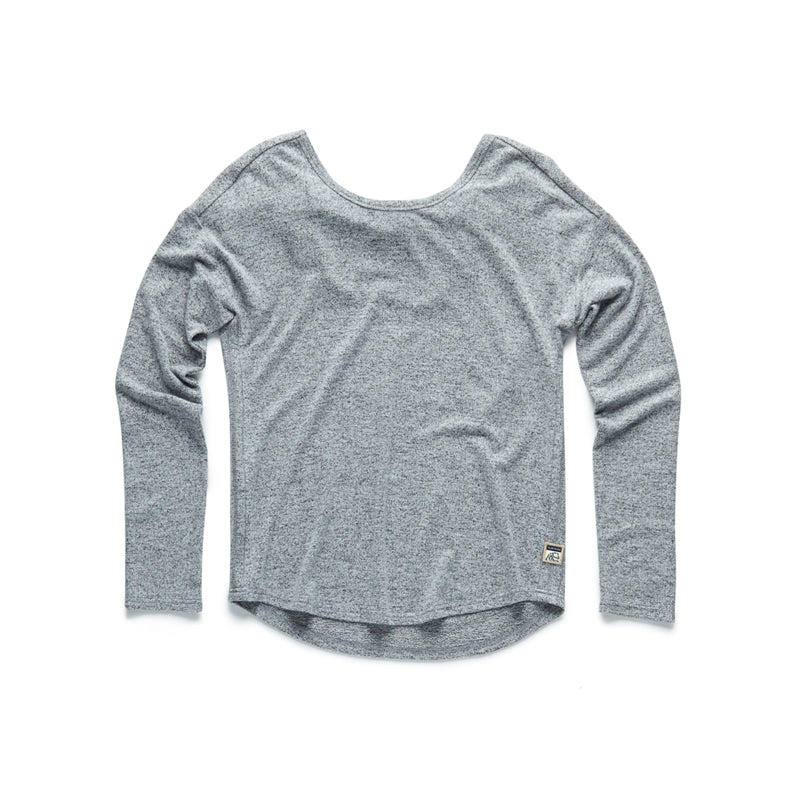 Plush Knit Drapey Tee - Surfside Supply Co.  - 1
