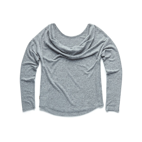 Plush Knit Drapey Tee - Surfside Supply Co.  - 2
