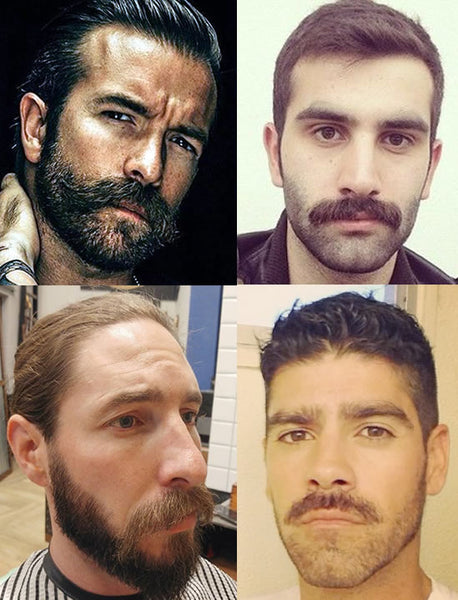 Fantastic The Beardstache Style How To Grow And Maintain The Beard And Schematic Wiring Diagrams Phreekkolirunnerswayorg