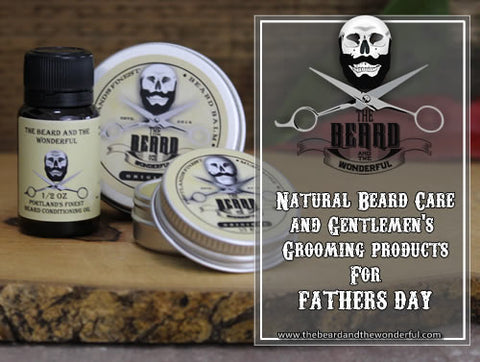 fathers day beard grooming gifts