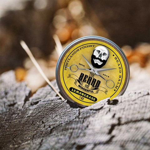 Image of Beard Balm Ultimate Collection Gift Set (6 Tins x 30ml) All Natural Organic