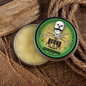 Moustache Wax Strong hold (15ml Tin) Premium Solution for Mustache & Beard Styling Twists,Points, twizzles & Curls