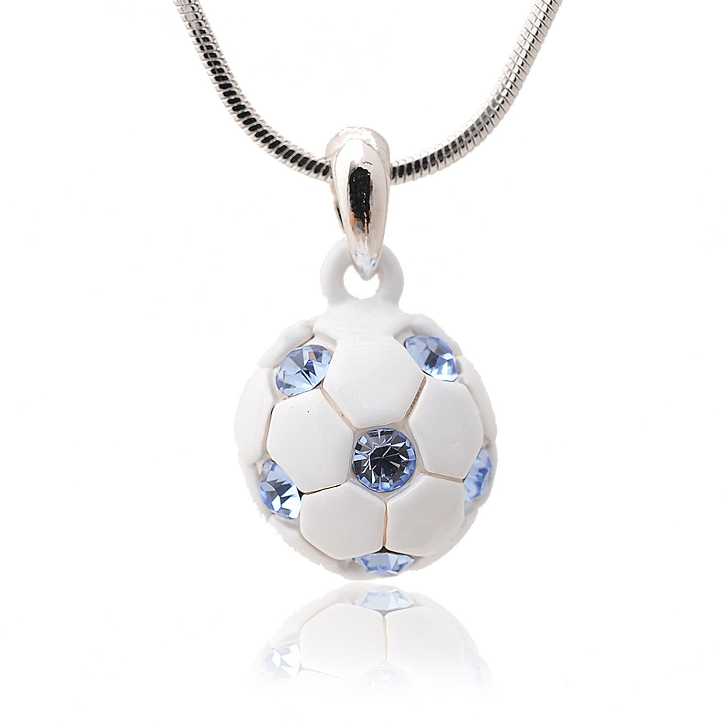 jewelry crystal pendant gallery blue webster multi lyst product in cancer astro ball stephen necklace