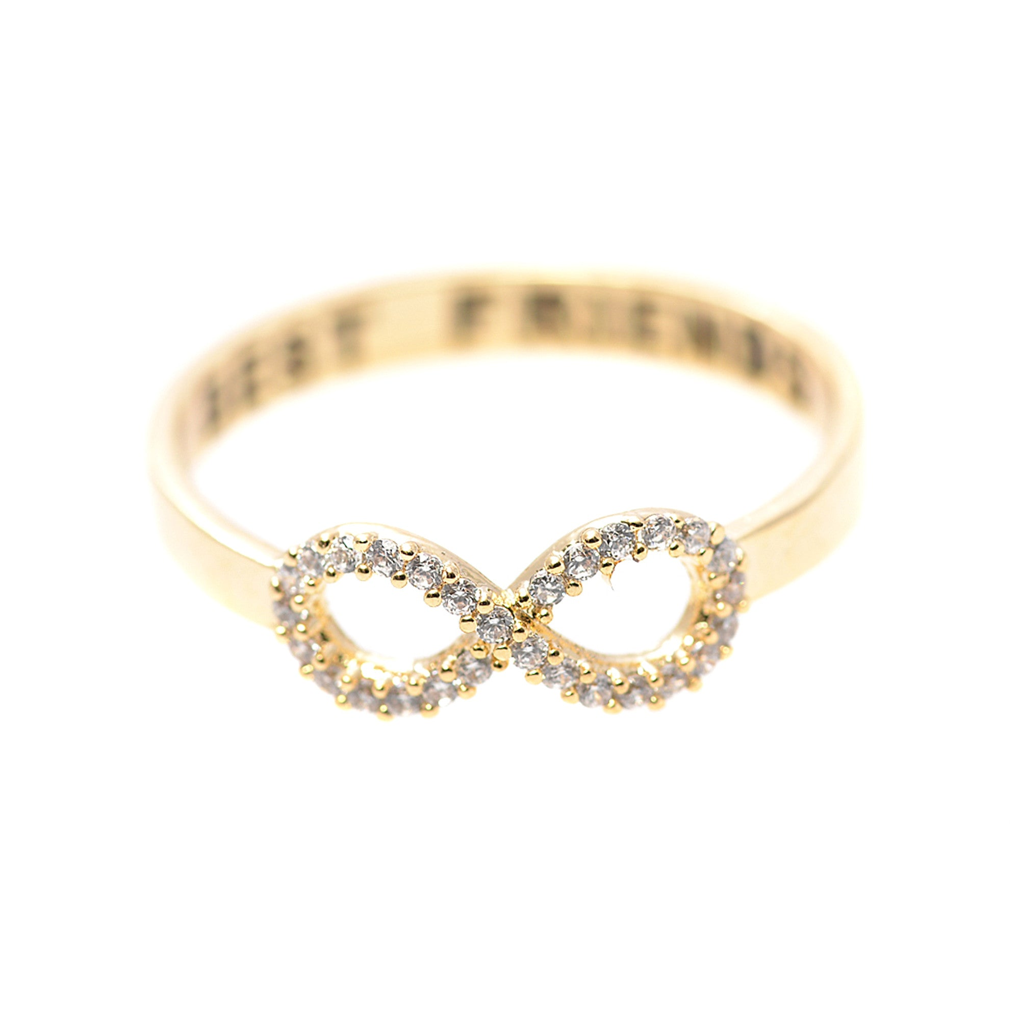 spinningdaisy best infinity at com jewelries find and kitsch crystal rings state texas handcrafted friend ring fashion lettered trendy