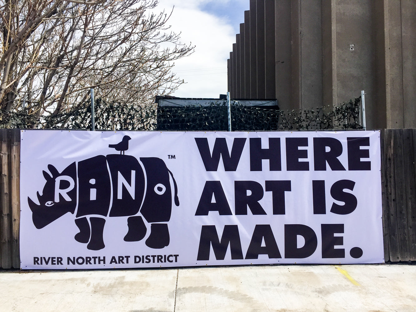 RiNo (River Notrth Art District) Where Art Is Made | Denver Spring Flea