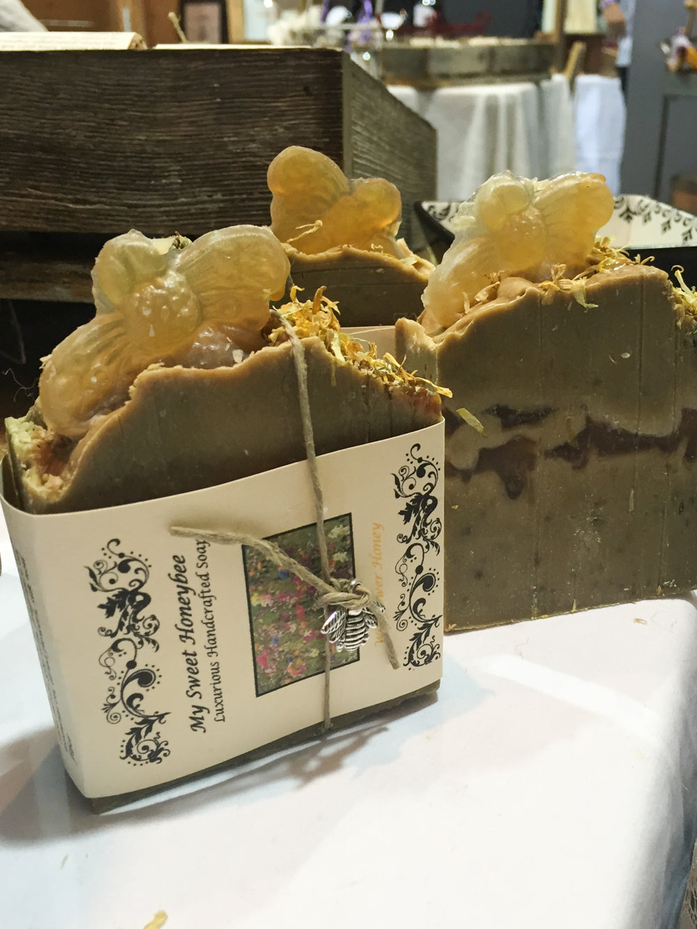 Handmade Soap | My Sweet Honey Bee