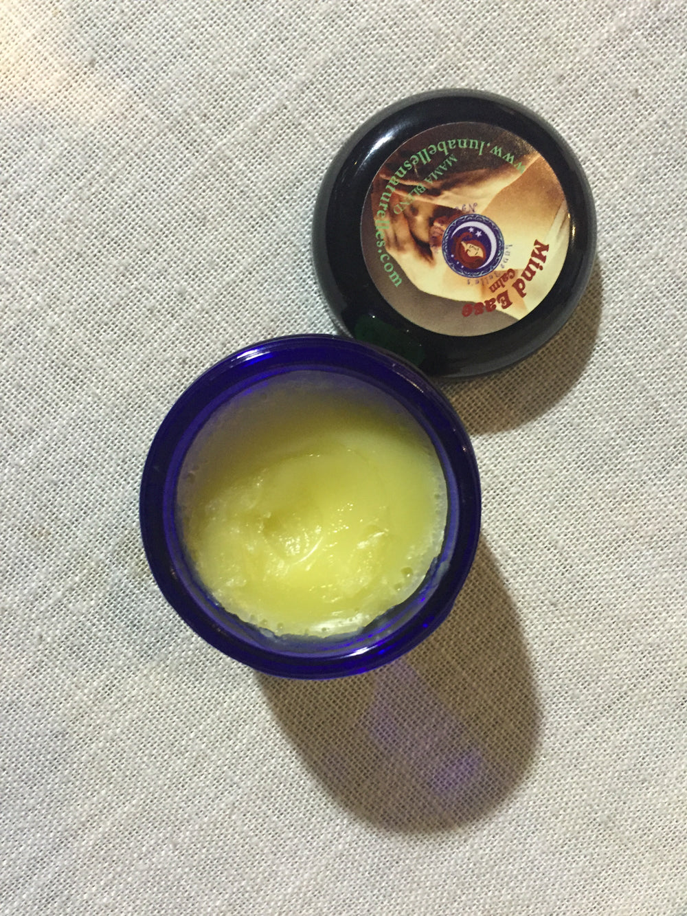 Mama Ease Calming Blend Salve | Luna Belle's Naturelles