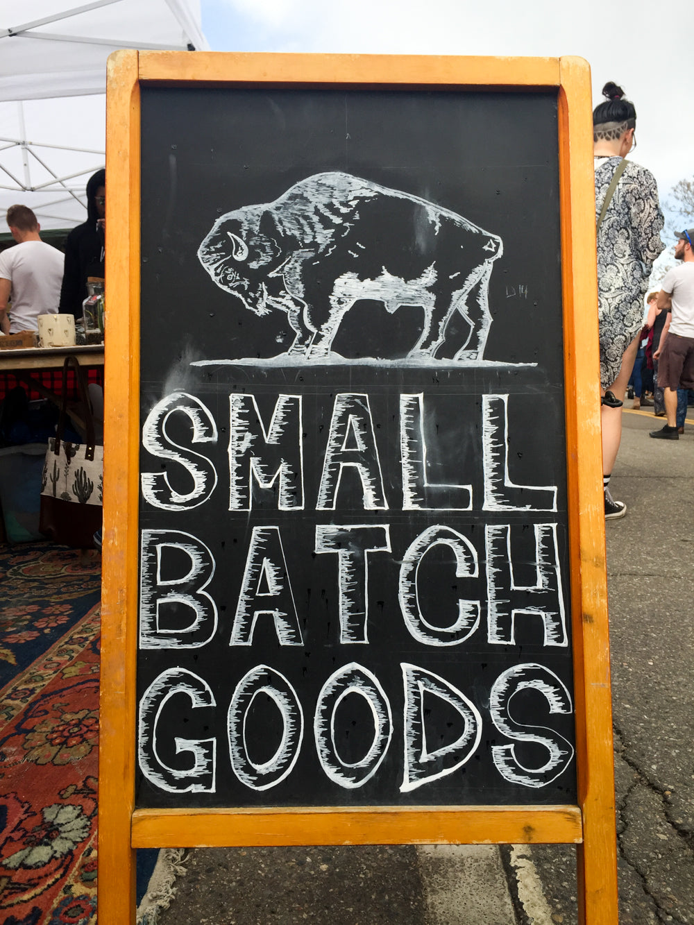 Small Batch Goods | Denver Flea