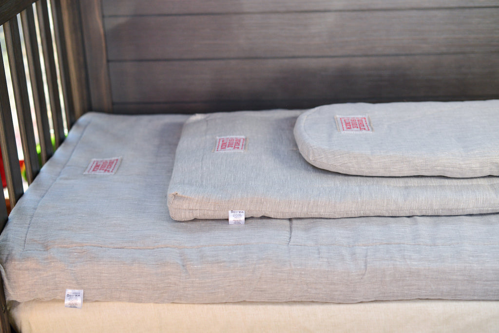 Organic Baby & Toddler Mattresses by Wholesome Linen