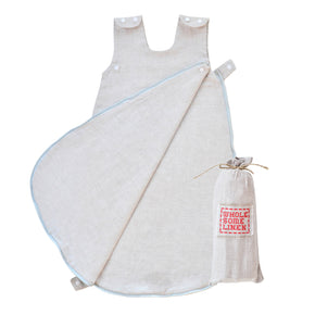 Organic Linen Baby Sleep Sack - Wholesome Linen