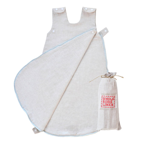 Organic Baby & Toddler Sleep Sack - Wholesome Linen