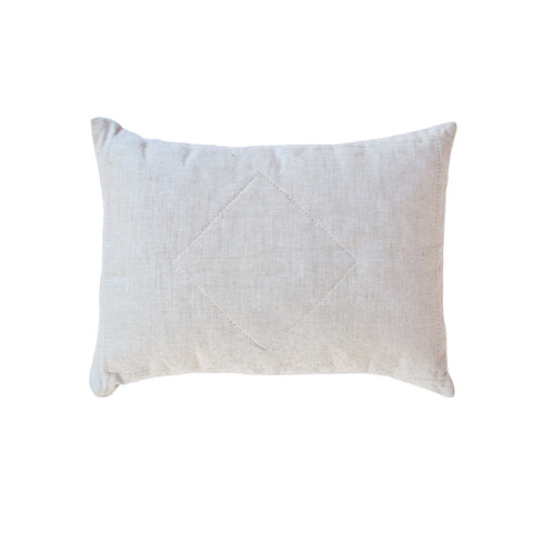 Organic Tiny Pillow - Wholesome Linen