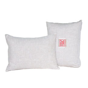 Organic Toddler Pillow - Wholesome Linen