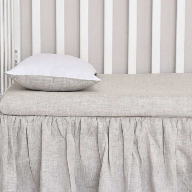 Breathable Baby Bassinet Mattress for Crib and Cradle 1