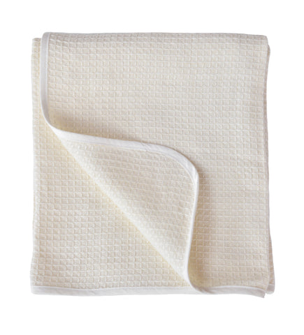 Organic Baby Blanket from Wholesome Linen