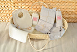 Organic Baby Blankets from Wholesome Linen