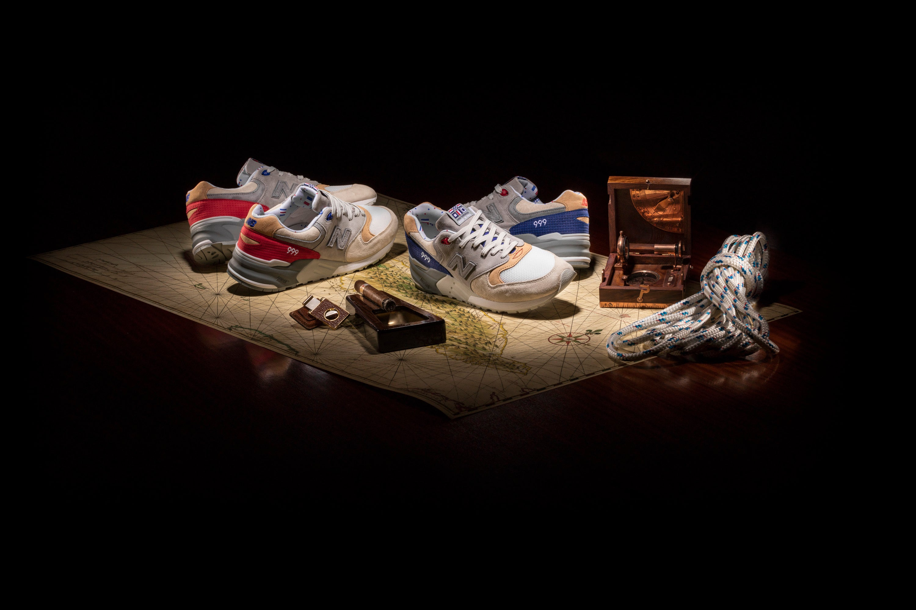 Concepts and New Balance Announce the