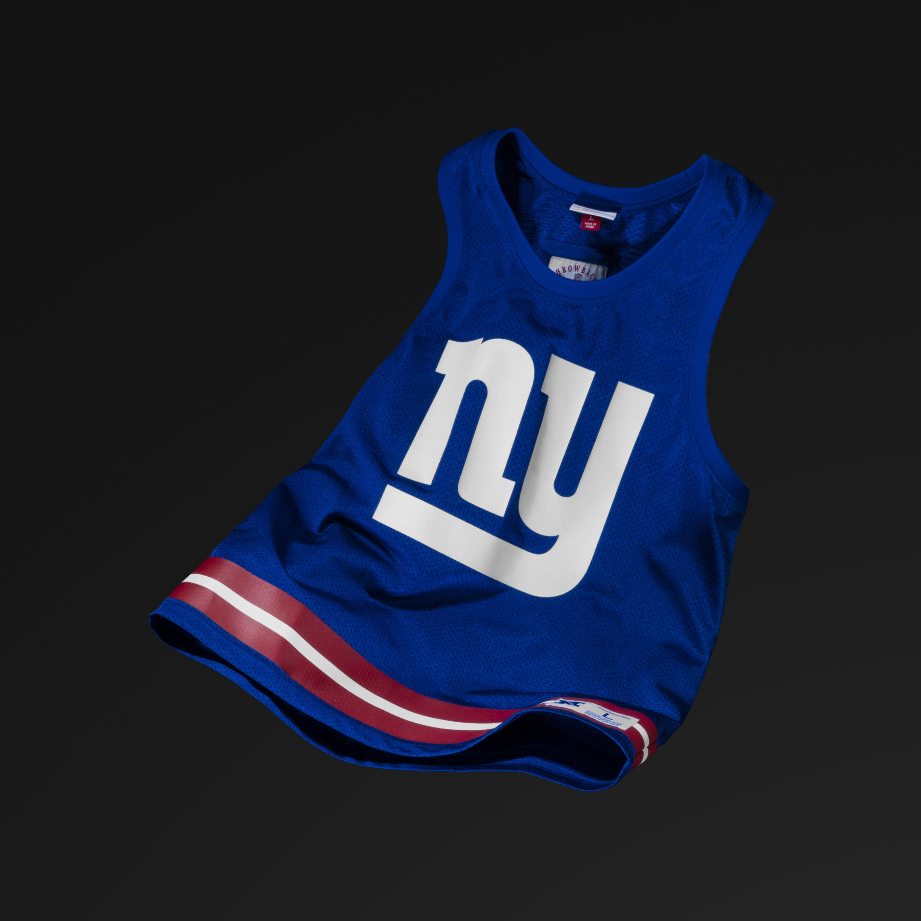 Mitchell & Ness Football Jerseys - Giants - CNCPTS