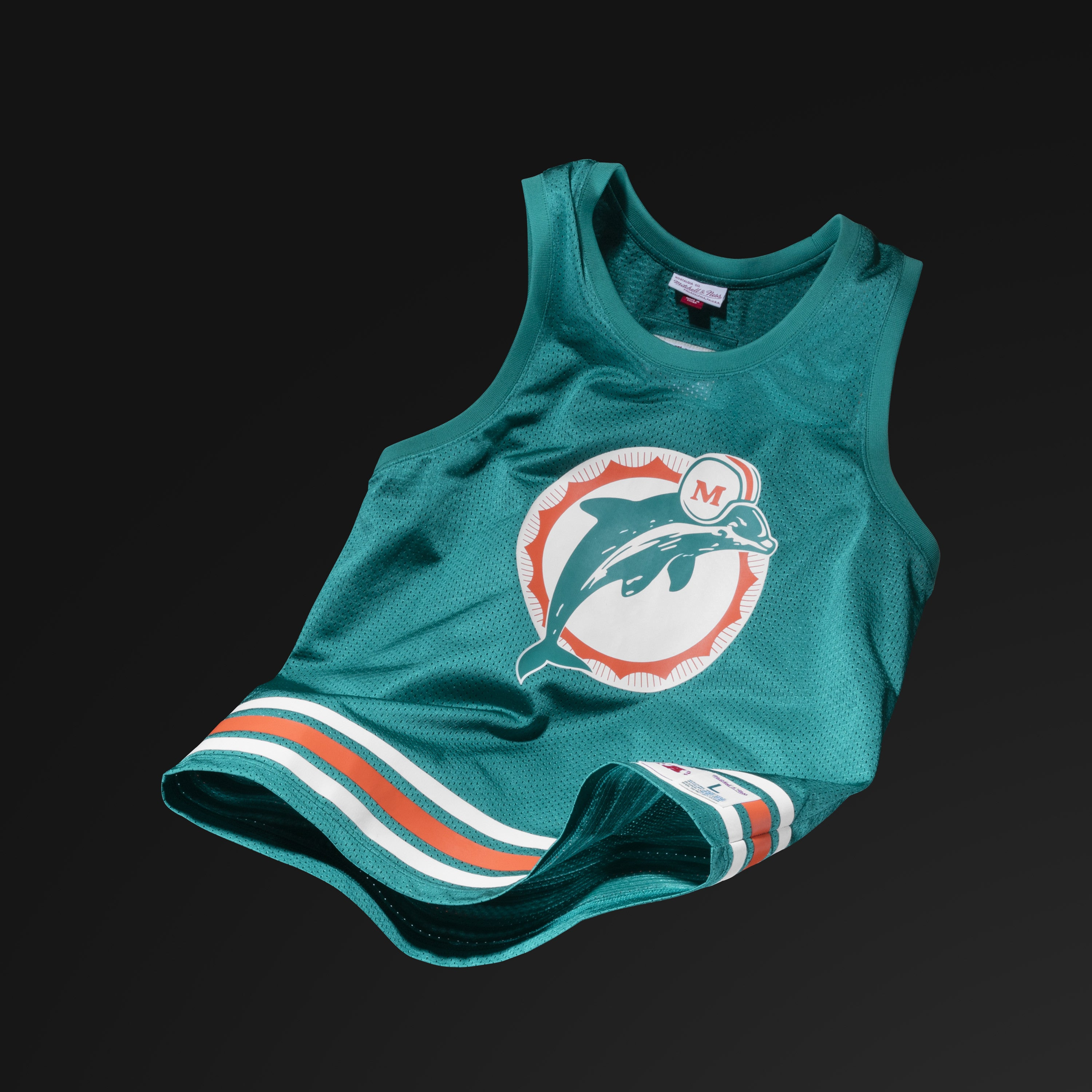 Mitchell & Ness Football Jerseys - Dolphins - CNCPTS