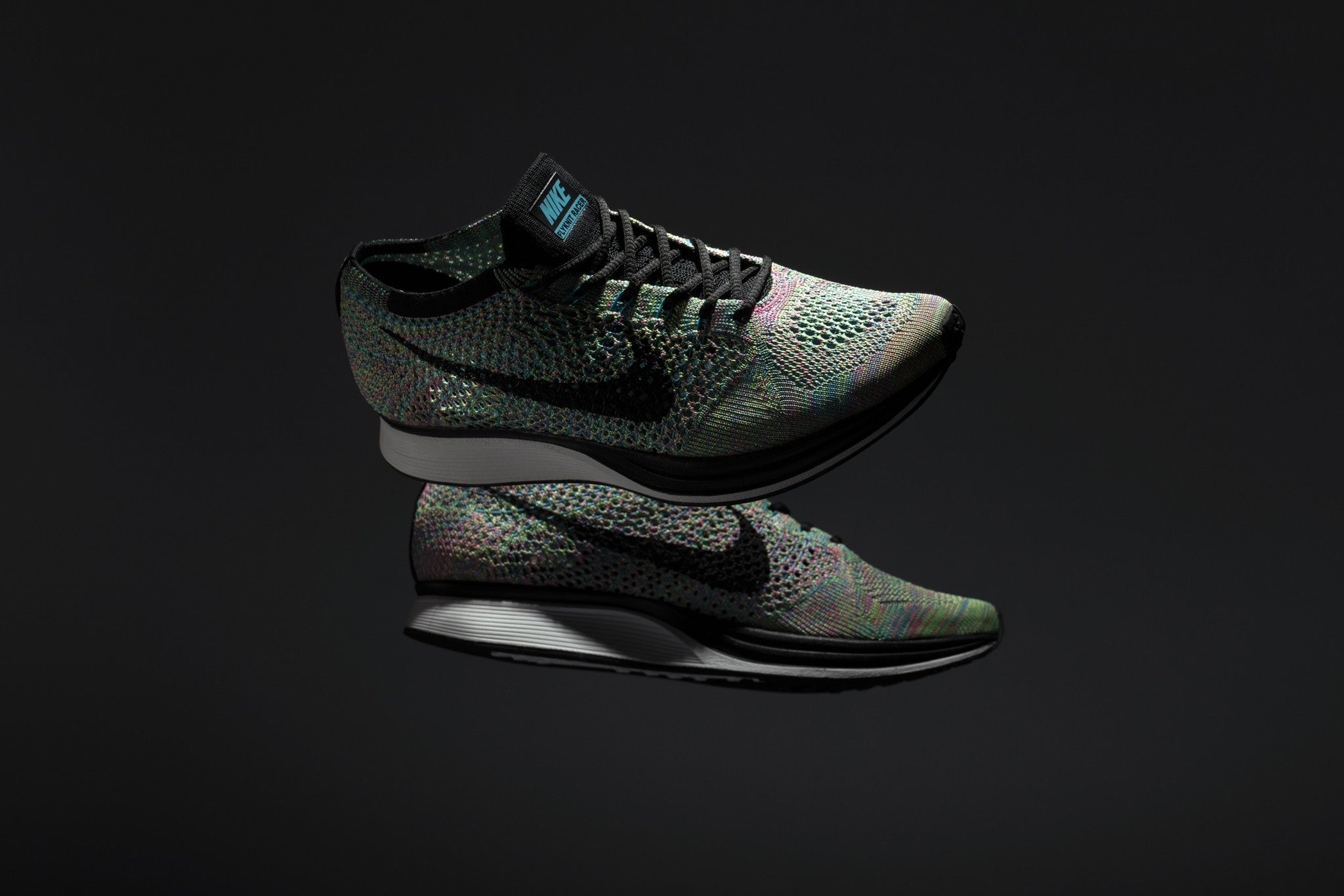 Nike Flyknit Racer (Multicolor) - CNCPTS