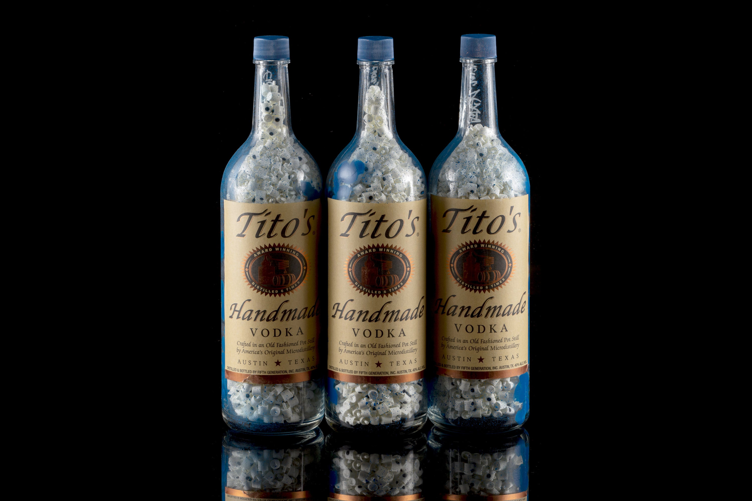 Stash x Tito's Vodka