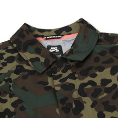Nike SB Camo Jacket (George Green/Camo)