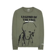 XO The Weeknd Legend Of The Fall LS Tee (Olive)